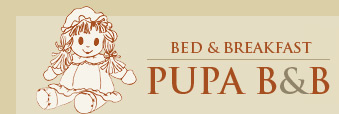 Bed & Breakfast - Pupa B&B - Cortona Tuscany